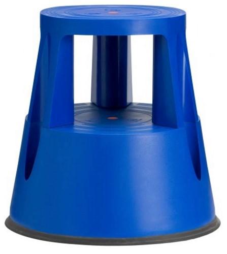 TWIN lift opstapkruk blauw