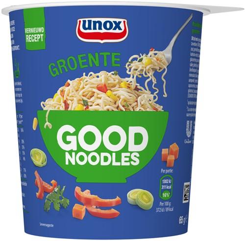 GOOD NOODLES UNOX GROENTEN 1