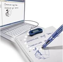 Touchscreen pennen