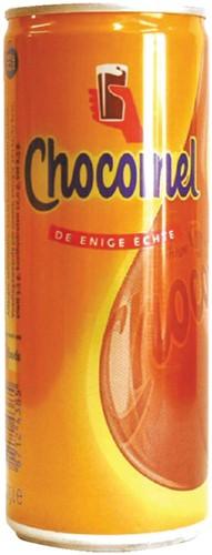 CHOCOMEL DE ENIGE ECHTE BLIKJE 0.25L 25 Centiliter