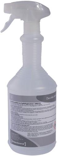 DESINFECTIEMIDDEL ETHADES NEUTRAAL SPRAY 1 LITER 1 Fles