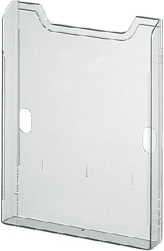 PAPIERBOX EXACOMPTA A4 STAAND HELDERGLAS 1 Stuk