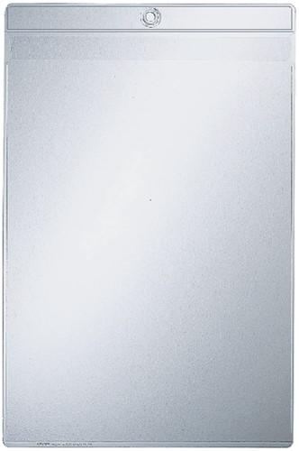 SHOWTAS LEITZ 4094 A4 MET OOG PVC 0.20MM GLAD 50 Stuk