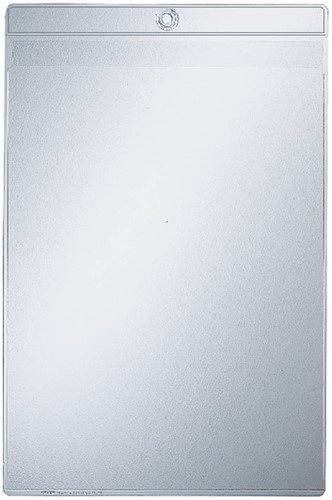 SHOWTAS LEITZ 4095 A5 MET OOG PVC 0.20MM GLAD 50 Stuk